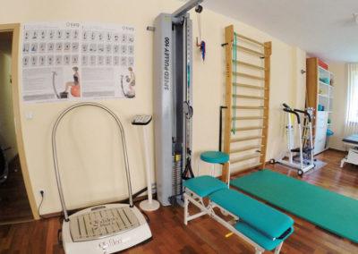 Seidler Physiotherapie - Turnraum 2